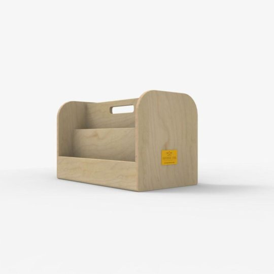 Infant Bookcase by Independent Living