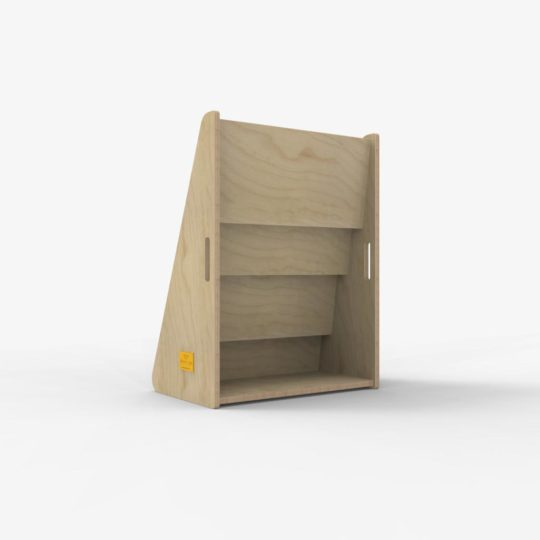 Toddler Bookcase by Independent Living